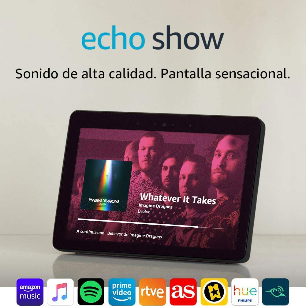 Comprar Amazon Echo Show